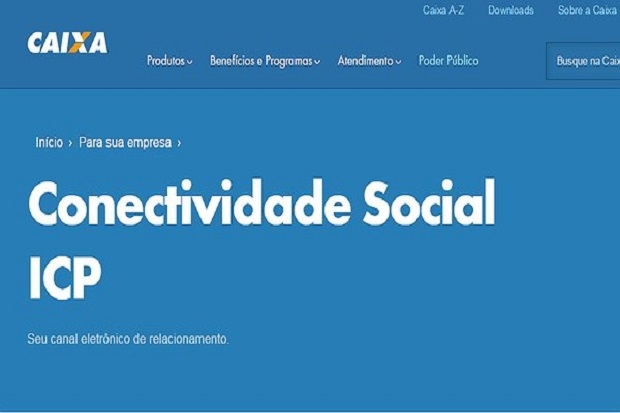 caixa conectividade social icp